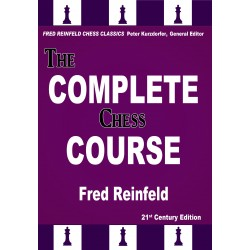 Fred Reinfeld - The Complete Chess Course (K-5203)