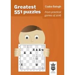 Csaba Balogh - Greatest 551 Puzzles (K-5213)