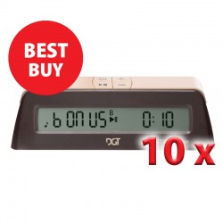 10 x Digital Clock DGT 1002 - with bonus option (ZS-27)