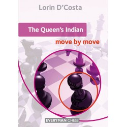 Lorin D'Costa - The Queen's Indian: Move by Move (K-5225)