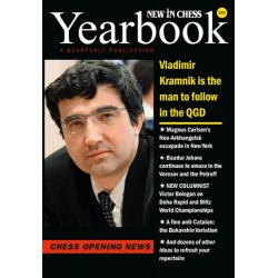 New in Chess Yearbook 122 (K-339/122)