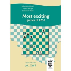Most Exciting Games of 2016 With Extensive Analysis (K-5228/2)