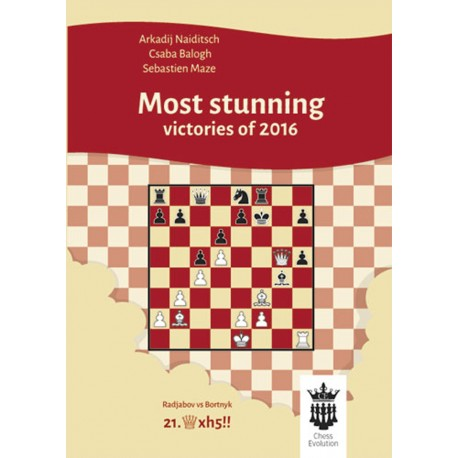 Most Stunning Victories of 2016 With Extensive Analysis (K-5228/3)