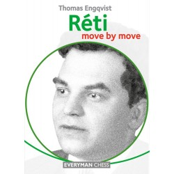 Thomas Engqvist - Réti: Move by Move (K-5229)