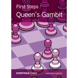Andrew Martin - First Steps: The Queen's Gambit. Key Ideas, Tricks and Traps (K-5232)