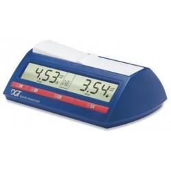 Digital Clock DGT North American (Z-0001)