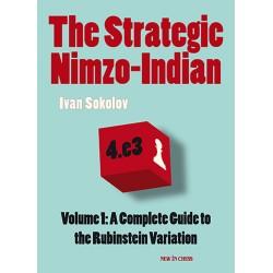 """I. Sokołow """"The strategic Nimzo-Indian"""" ( K-3114/ni )"""