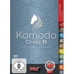 Komodo Chess 11 (P-137/K11)