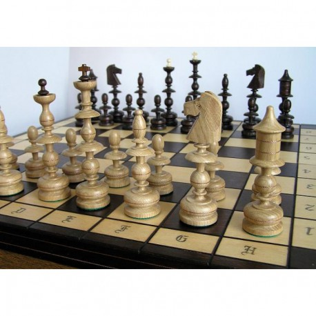 Old-Polisch Chess - Large (S-120)