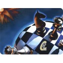 Mouse Pad Chess World (A-74/01)