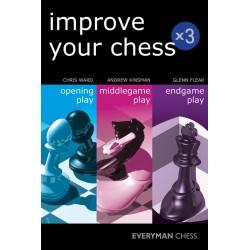 Improve Your Chess x3 (K-5280)