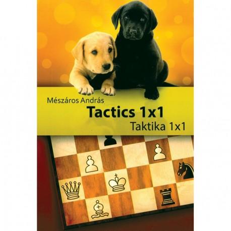 """A. Meszaros """" Tactics 1x1"""" ( K-3603/t )"""