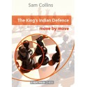 """Sam Collins - """"The King´s Indian Defence: Move by Move"""" (K-5284)"""