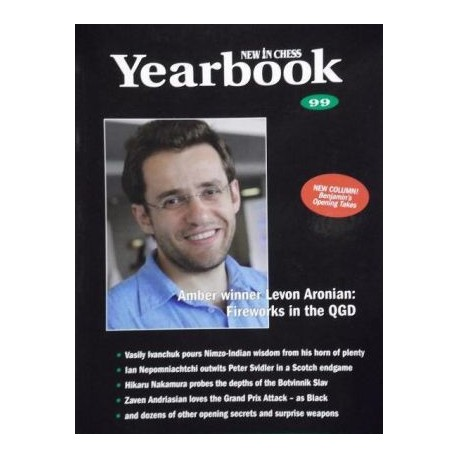 New in Chess Yearbook 99 K-339/99