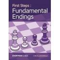 First Steps: Fundamental Endings by Cyrus Lakdawala (K-5297)