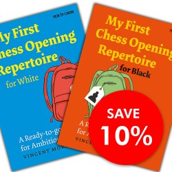 Set of My First Chess Opening Repertoire (K-5274/set)