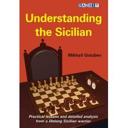 Understanding the Sicilian by Mikhail Golubev (K-5326)