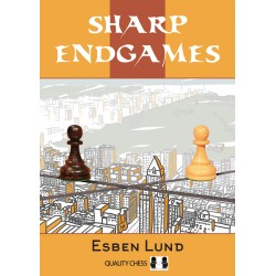 Sharp Endgames by Esben Lund (K-5319)
