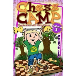Chess Camp. Checkmates with many Pieces Vol. 3