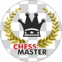 """Magnet """"Chess Master"""" (A-104)"""