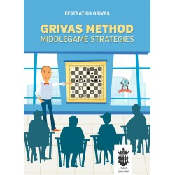 Efstratios Grivas. Middlegame Strategies - Grivas Method (K-5358)