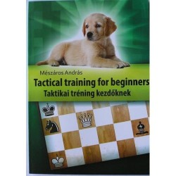 "A. Meszaros ""Tactical training for beginners"" (K-3605/tt)"