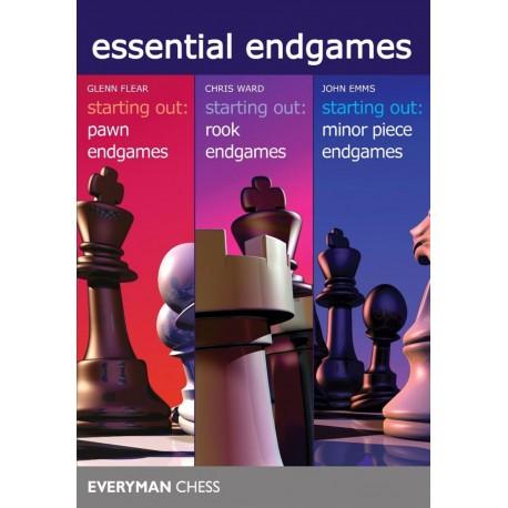 Essential Endgames by Glenn Flear, Chris Ward, John Emms (K-5370)