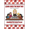 Learn Chess The Right Way. Book 2 Winning Material - Susan Polgar (K-5349/2)