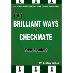"F. Reinfeld ""1001 brillant ways to checkmate"" (K-3652)"