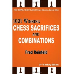 "F. Reinfeld ""1001 winning chess sacrifices and combinations"" (K-3652/sc)"