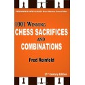 """F. Reinfeld """"1001 winning chess sacrifices and combinations"""" (K-3652/sc)"""