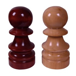 Large Wooden Chess Piece - Pawn (A-8e)