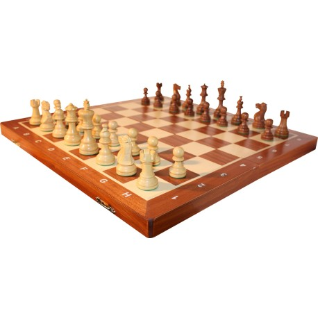 American - Tournament chess No. 5 / Black (S-004)