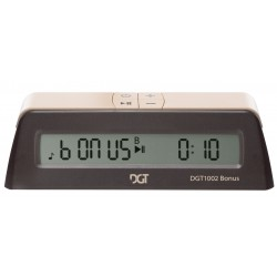 Digital Clock DGT 1002 - with bonus option (ZS-27)