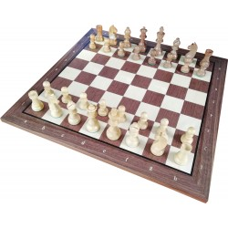 Cherry Chess on the Walnut chessboard in tournament no. 6 (S-192)