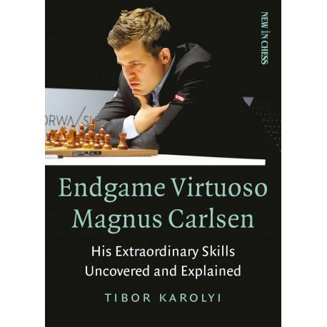 Endgame Virtuoso Magnus Carlsen by Tibor Karolyi (K-5410)