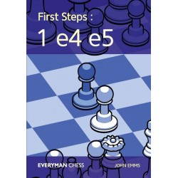 First Steps: 1 e4 e5 by John Emms (K-5412)