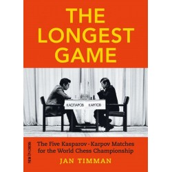 Jan Timman - The Longest Game (K-5568)