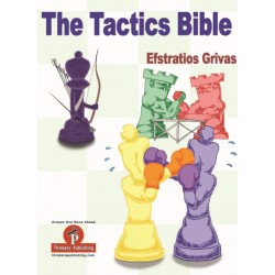 Efstratios Grivas - The Tactics Bible (K-5589)