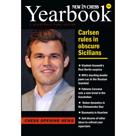 New in Chess Yearbook 130 (K-339/130)
