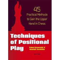 "Bronznik W., Terechin A. ""Techniques of positional play"" (K-3516/tp)"