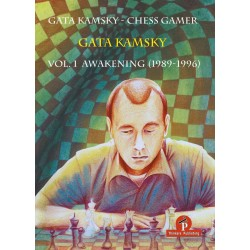 Gata Kamsky - Chess Gamer, Volume 1: The Awakening 1989-1996 (K-5627)