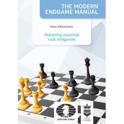 The Modern Endgame Manual: Mastering Essential Rook Endgames: Vol. 8 (K-5630)