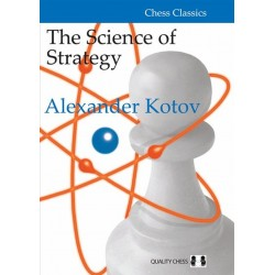 The Science of Strategy by Alexander Kotov (K-5636)