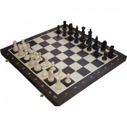 Chess Tournament No. 5 Wenge (S-12/w)