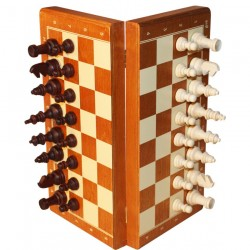 BHB Magnetic Wooden Chess ( S-21/BHB )