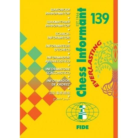 Chess Informant 136 Paperback (K-353/139)