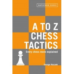 George Huczek - A to Z Chess Tactics (K-5646)