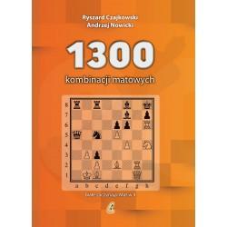R. Czajkowski, A. Nowicki - 1300 kombinacji matowych (K-5648)
