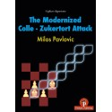 Milos Pavlovic - The Modernized Colle - Zukertort Attack (K-5658)